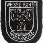 """Stammesbazeichen der """"Weissen Kohte"""""""